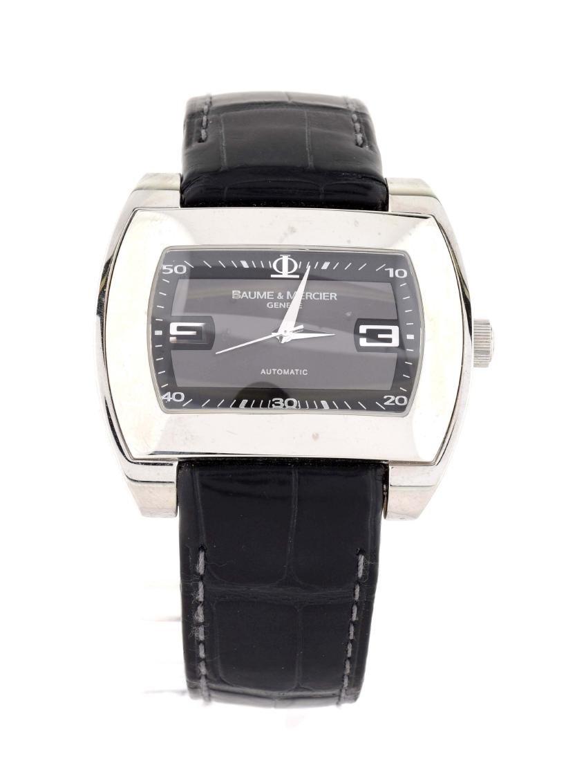 Baume & Mercier Strap Watch.