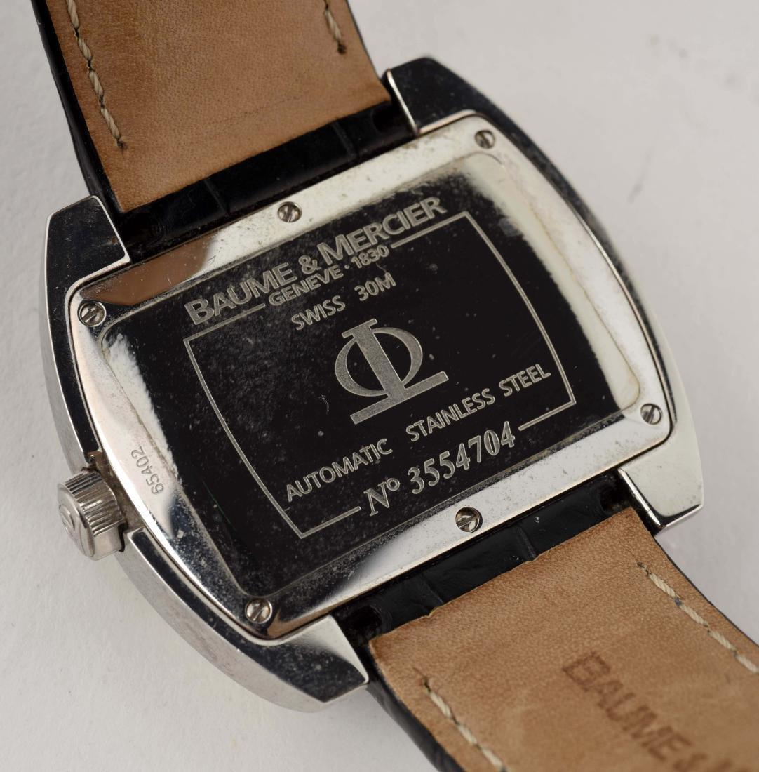 Baume & Mercier Strap Watch. - 4