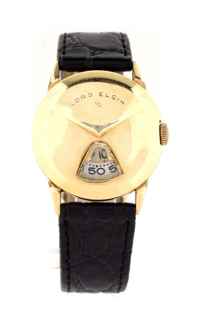 Lord Elgin Digital Strap Watch.