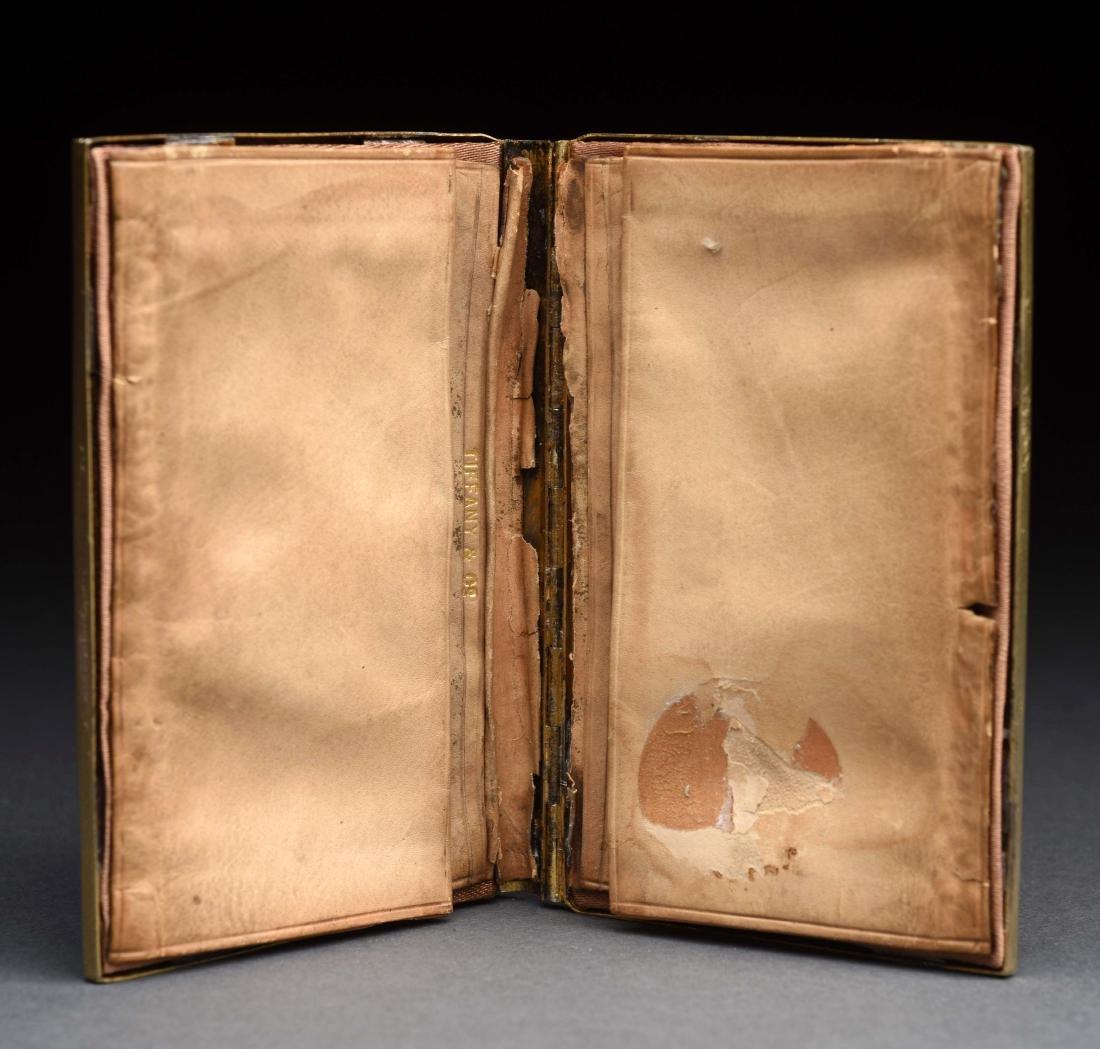 Tiffany Antique Victorian Card Case. - 3