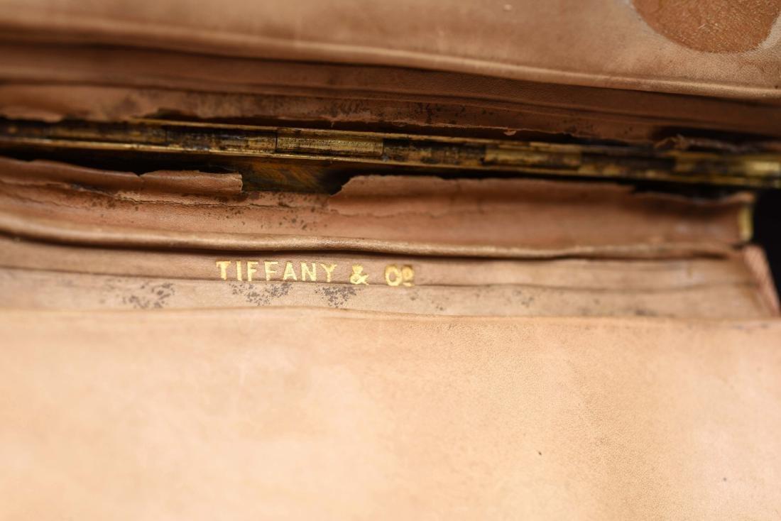 Tiffany Antique Victorian Card Case. - 4