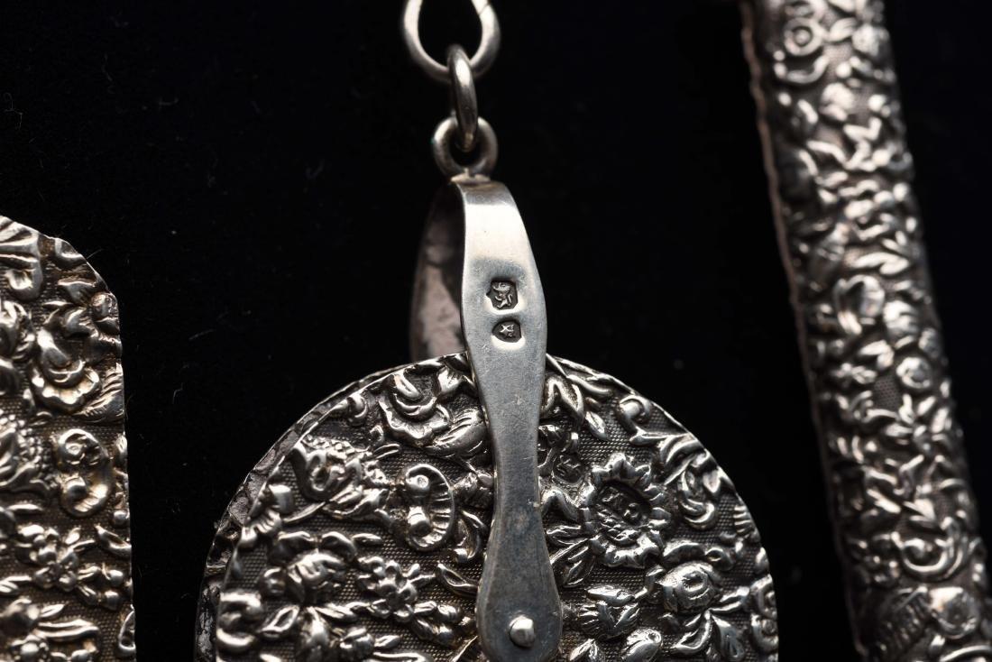 Victorian Antique English Chatelaine. - 3