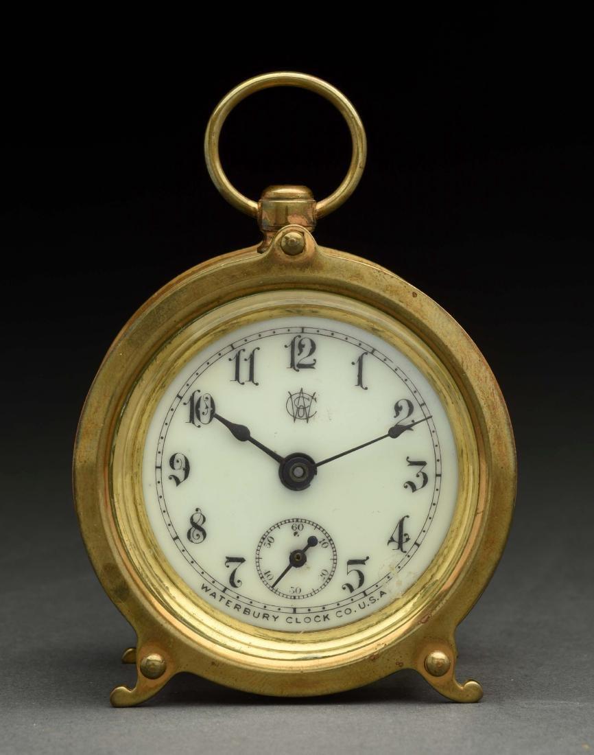 Waterbury Travel Clock.