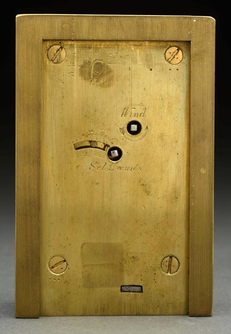 John Walker London Clock. - 3
