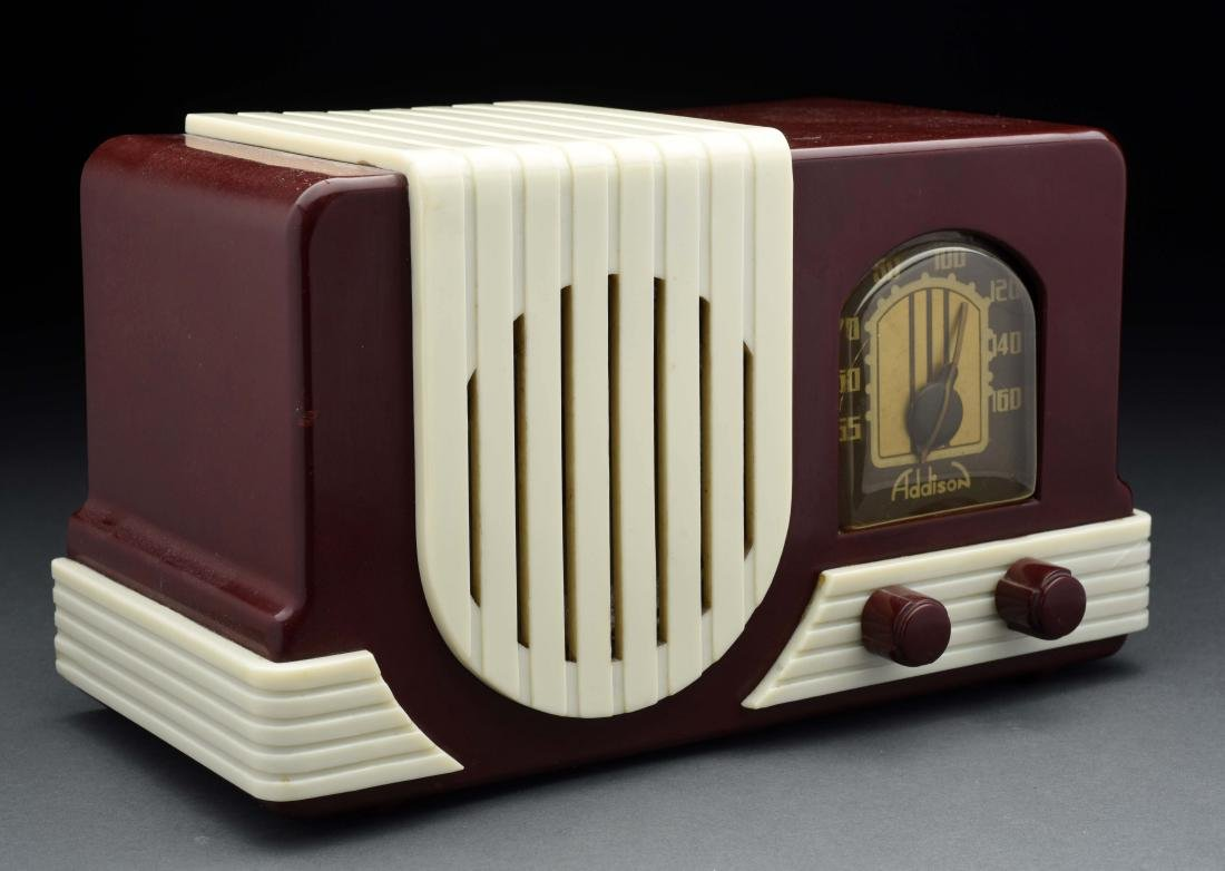 Addison Model 2 Catalin  Radio.