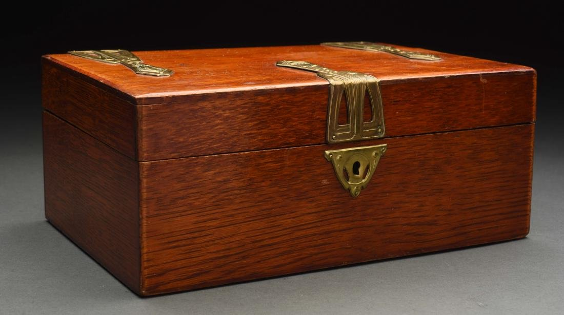 Arts & Craft Art Deco Box.