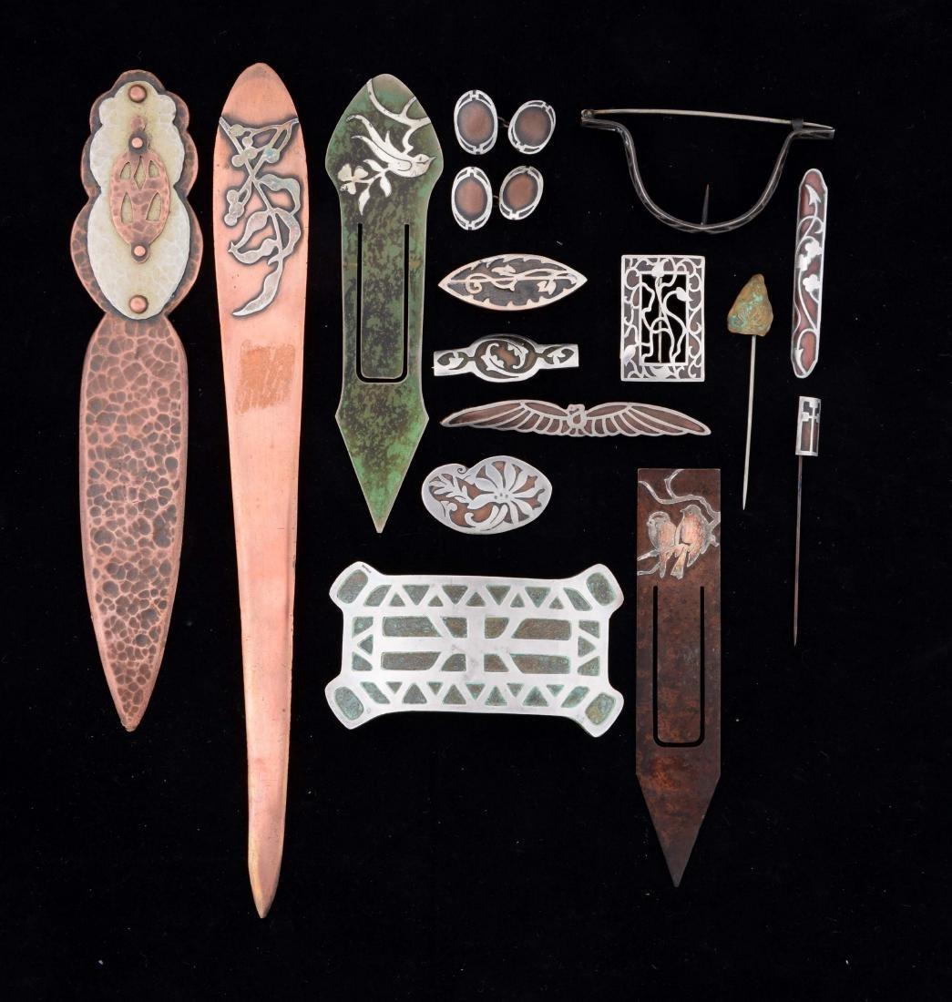 Lot of 15: Heinz Arts & Crafts Jewelry, Bookmarks &