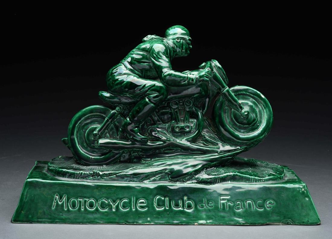 Motorcycle Club de France Award.