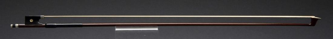 Old Violin Bow In Case.