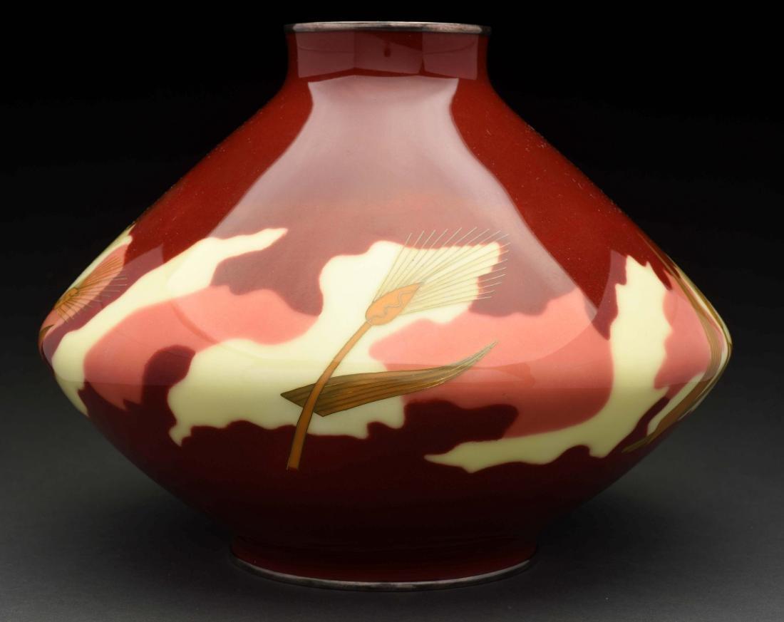Ceramic Vase.