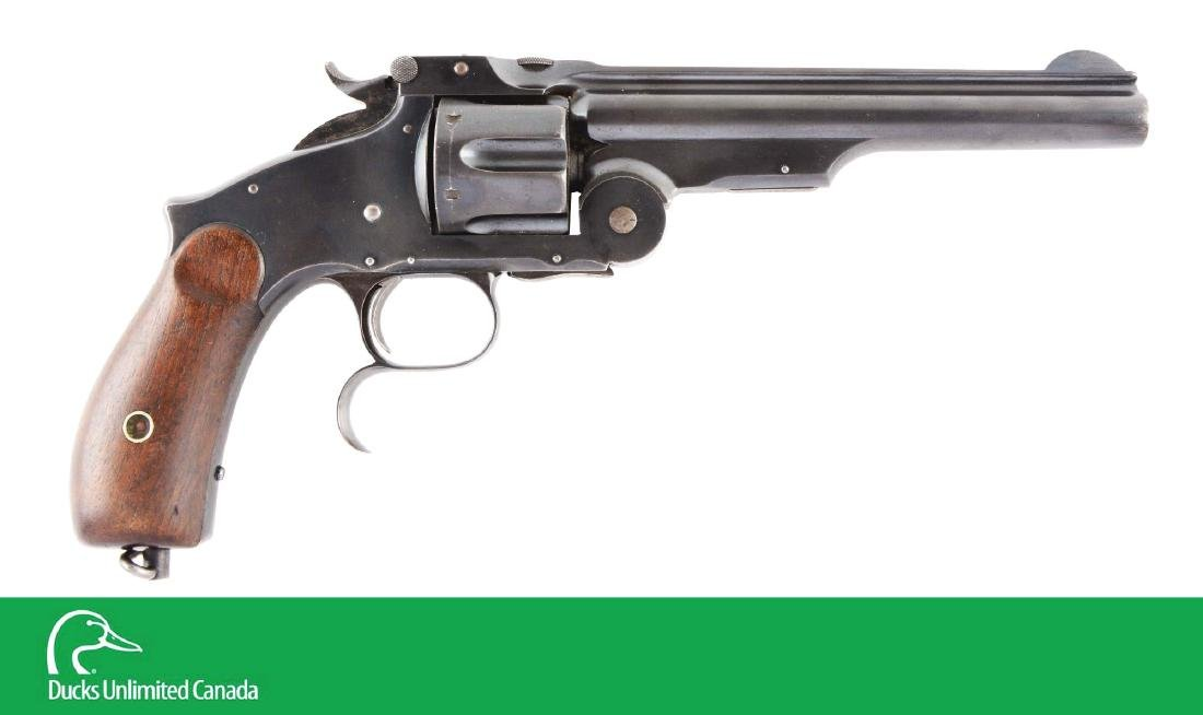 (A^) S&W Russian No. 3 3rd Model Single Action