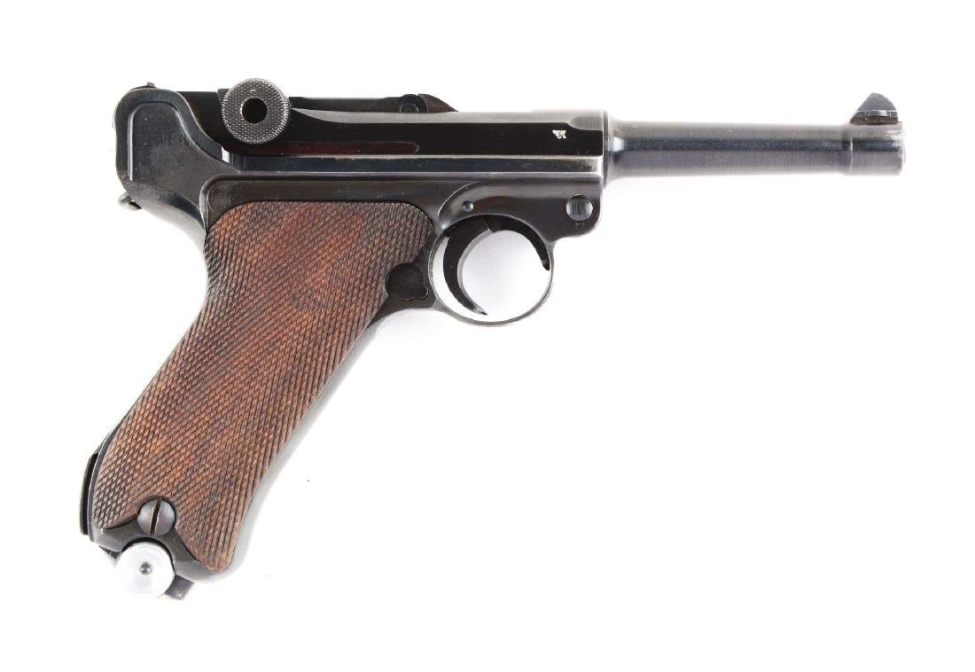 (C) Police Mauser Banner 1941 Dated Luger