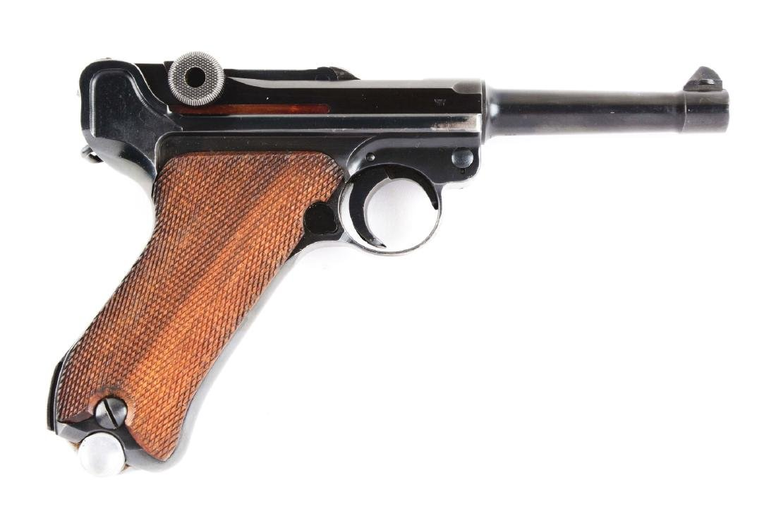(C) Police Mauser Banner 1940 Dated Luger