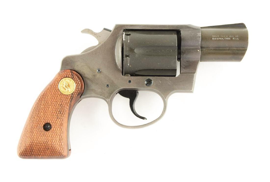 (M) Boxed Parkerized Colt Lightweight Agent Double