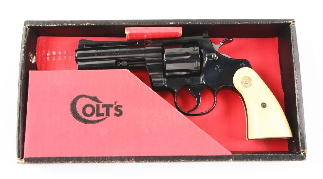 (C) Boxed Colt Python Double Action Revolver (1967). - 2