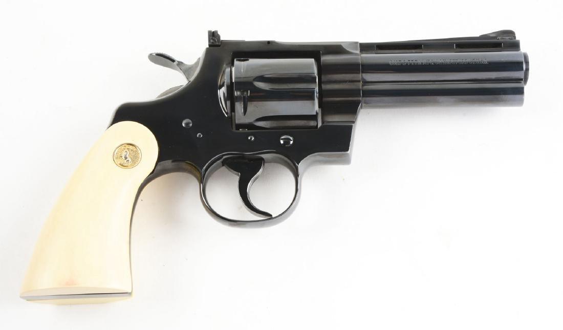 (C) Boxed Colt Python Double Action Revolver (1967). - 3