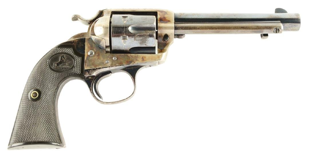 (C) Fine Condition Colt Single Action Bisley Revolver
