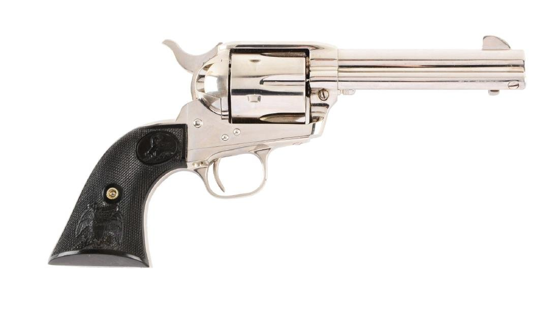(M) MIB Colt Custom Shop Single Action Army Revolver.
