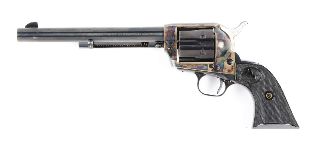 (C) Colt Single Action Army .357 Magnum with Black Box. - 3