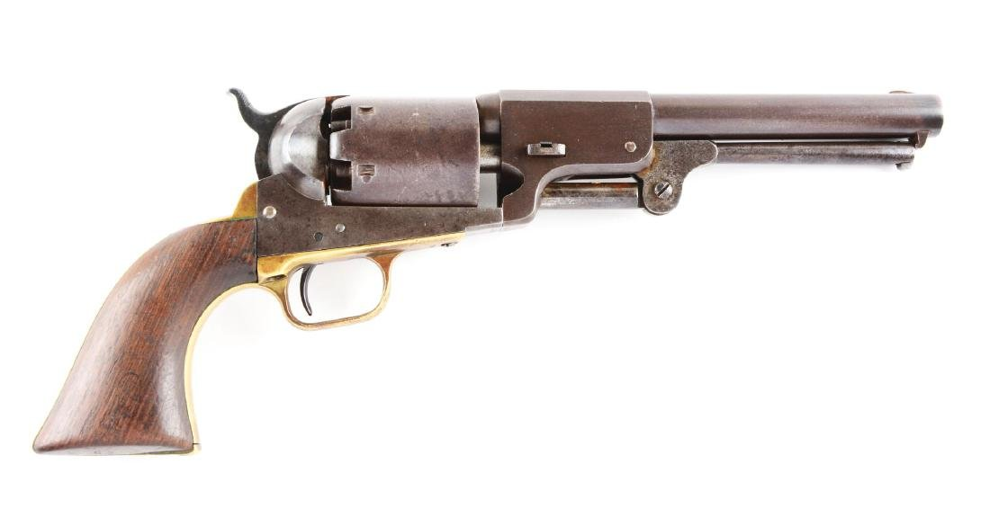 (A) Fine Condition U.S. Colt 3rd Model Dragoon