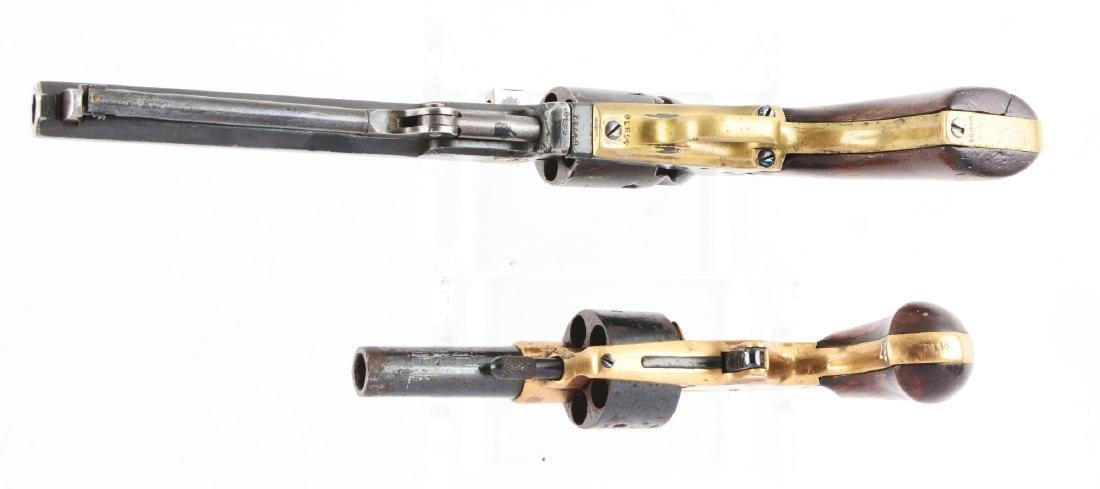 (A) Lot of 2: Antique Colt Revolvers. - 4