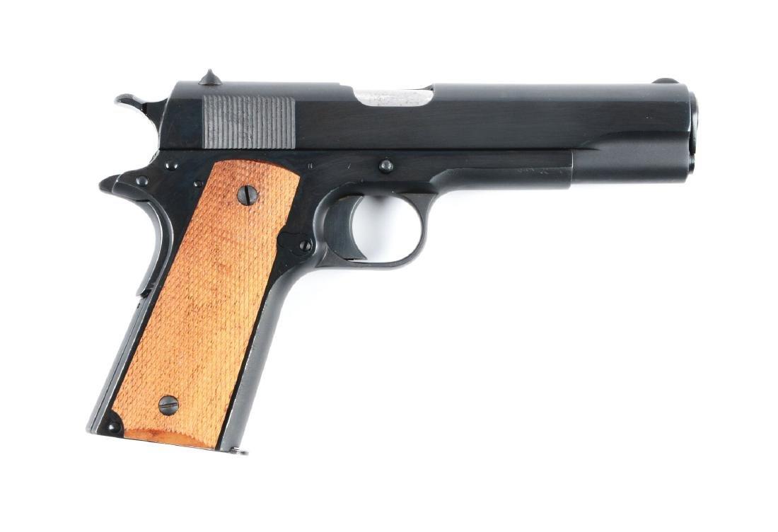 (C) U.S. Property Colt 1911 Semi-Automatic Pistol.