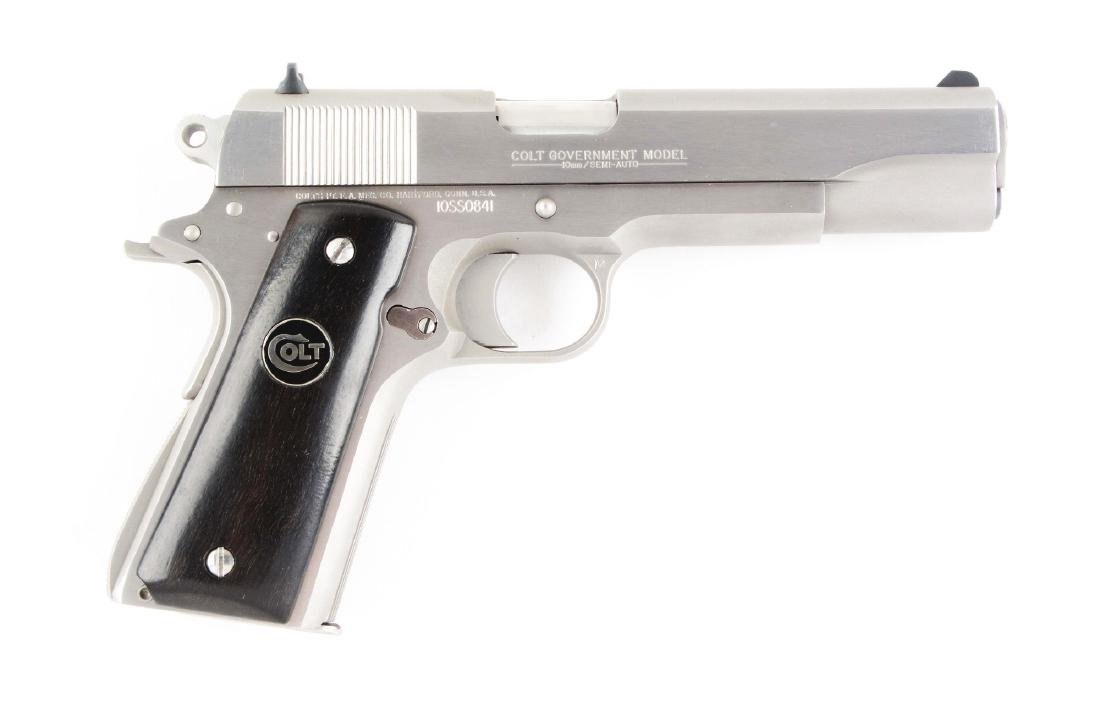 (M) Colt Delta Elite 10mm Model 1911 Semi-Automatic