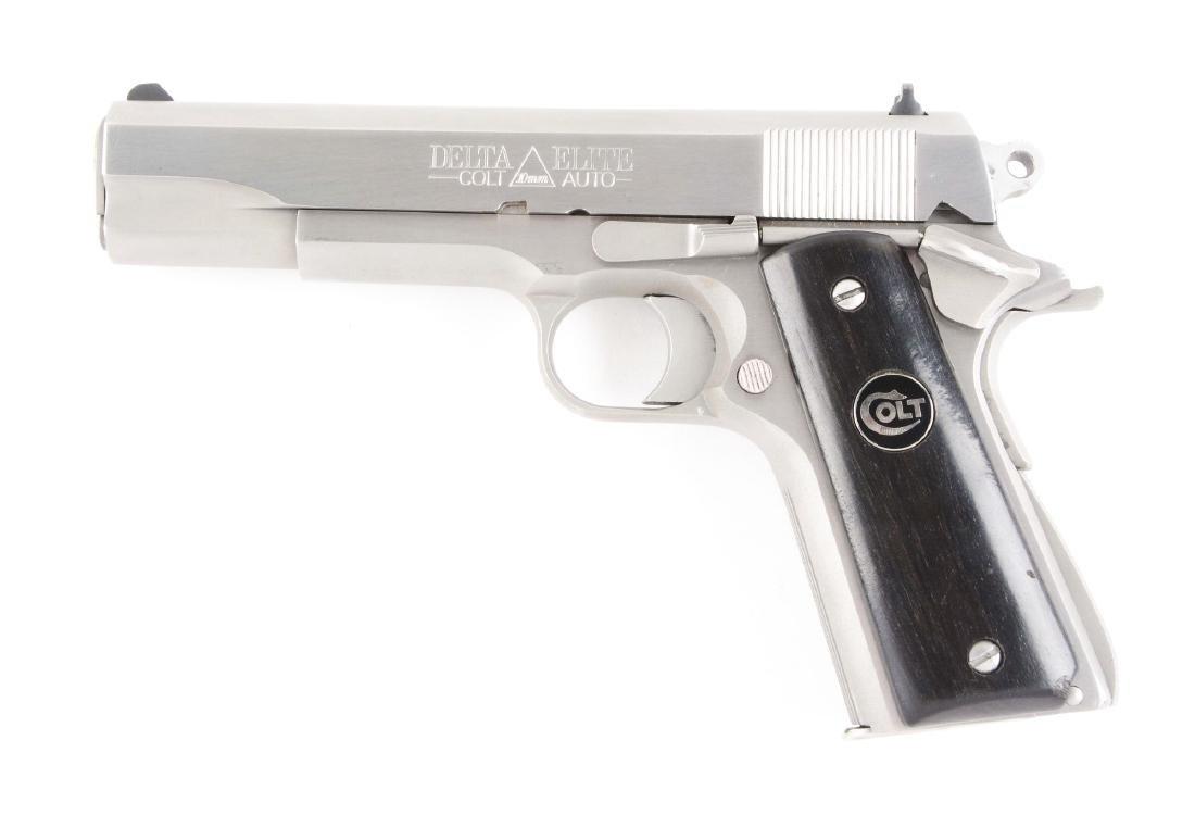 (M) Colt Delta Elite 10mm Model 1911 Semi-Automatic - 2