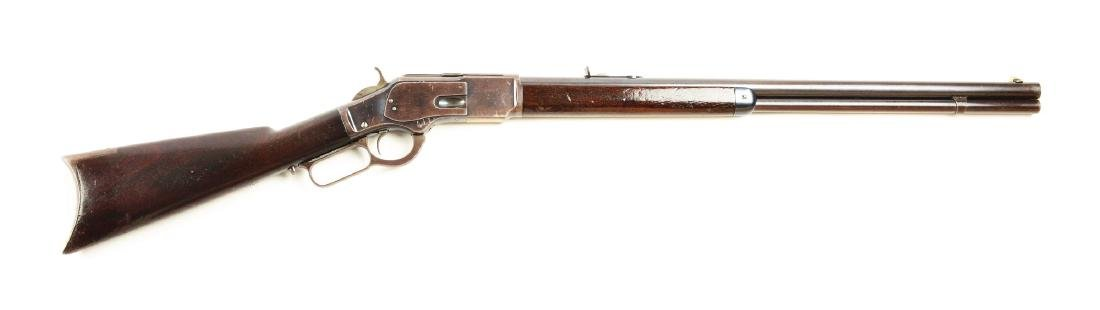 (A) Extremely Fine Winchester Model 1873 Heavy Barrel