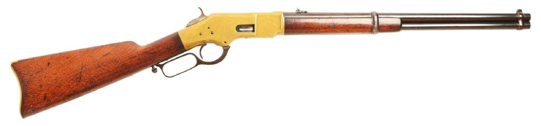 (A) Extremely Fine Winchester Model 1866 Lever Action