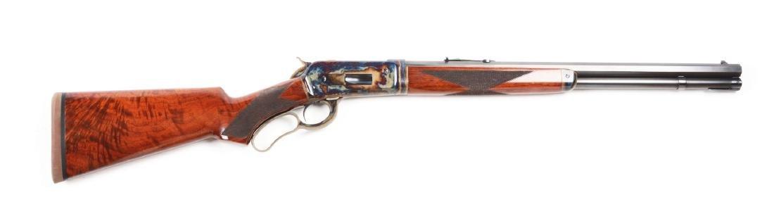 (M) Custom Turnbull Model 1886 Takedown .50 Express