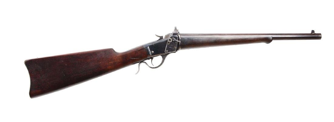 (C) Winchester Model 1885 Low Wall Baby Saddle Ring