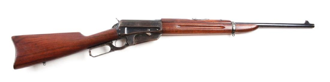 (C) Fine Winchester Model 1895 Lever Action Carbine.