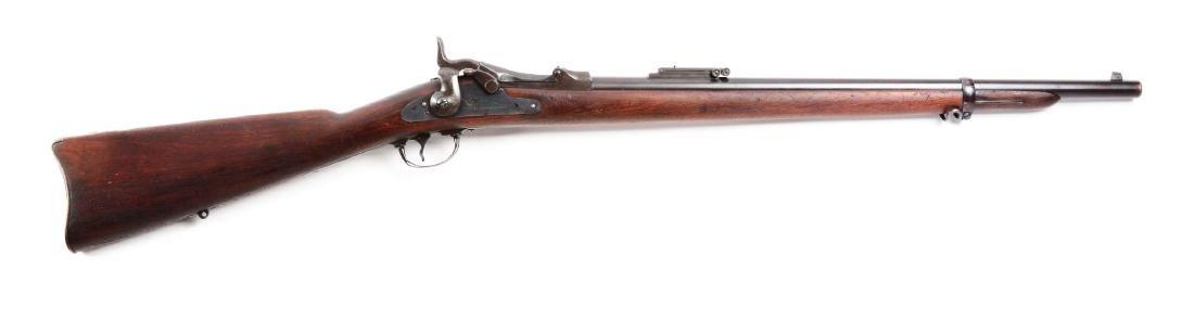 (A) Model 1886 Experimental Springfield Trapdoor