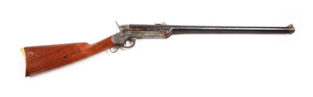 (A) Sharps & Hankins Model 1862 Navy Breechloading