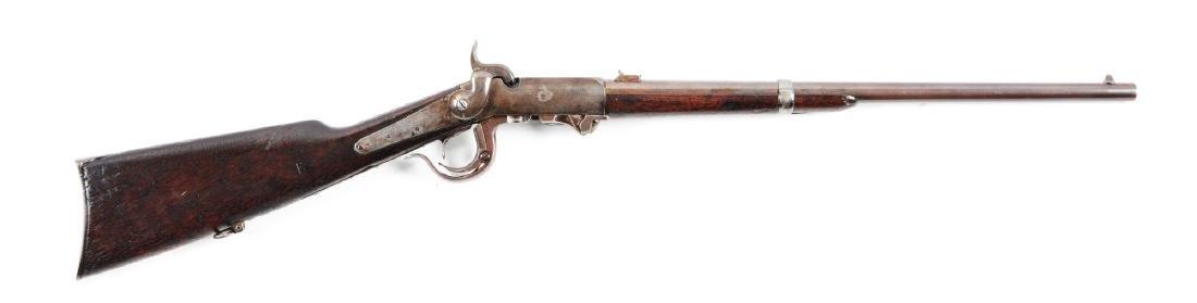 (A) 4th-5th Model Burnside Breechloading Civil War