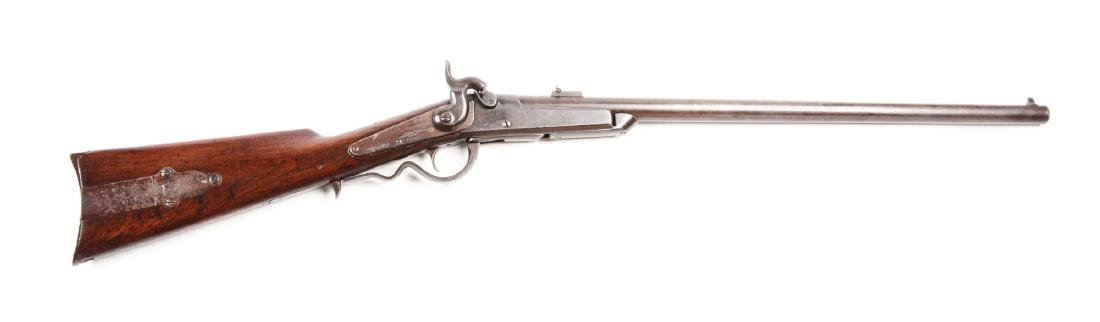 (A) Richardson & Overman Gallager Civil War Carbine.