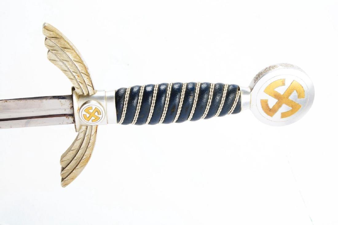 Lot of 2: German Swords. - 8