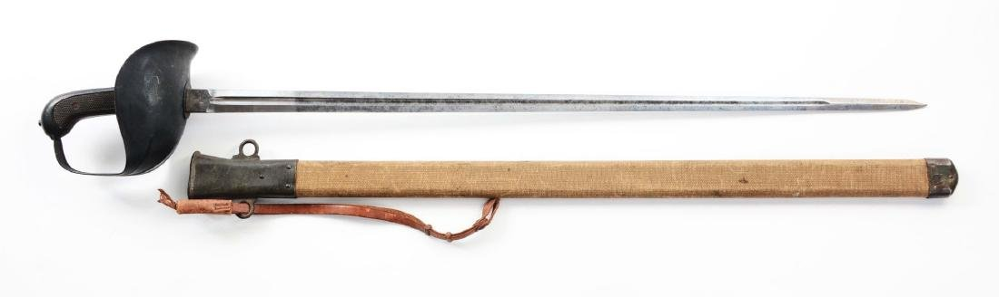 "Fine Model 1913 U.S. ""Patton"" Sword Dated 1918."
