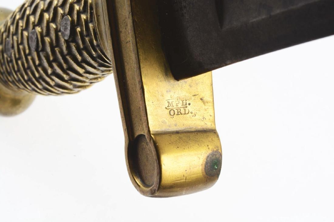 U.S. Model 1832 Artillery Short Sword by Ames. - 10