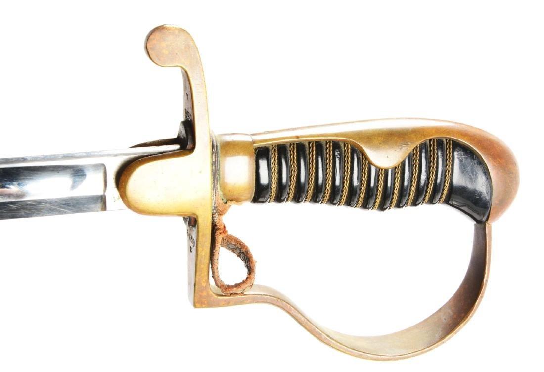 Lot of 2: German Military Swords. - 3