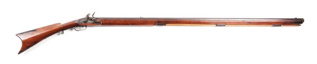 (A) Fullstock Soddy-Daisy Tennessee Flintlock Target