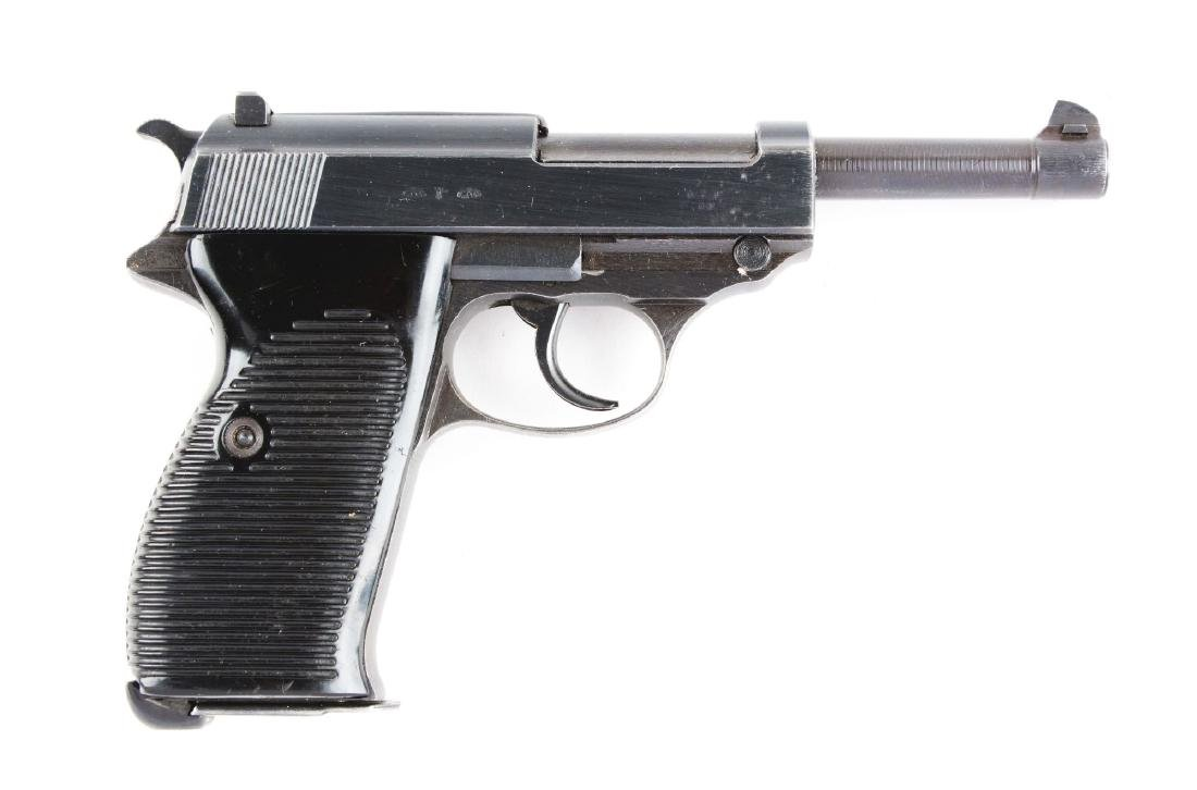(C) Mauser BYF 44 P38 Semi-Automatic Pistol with