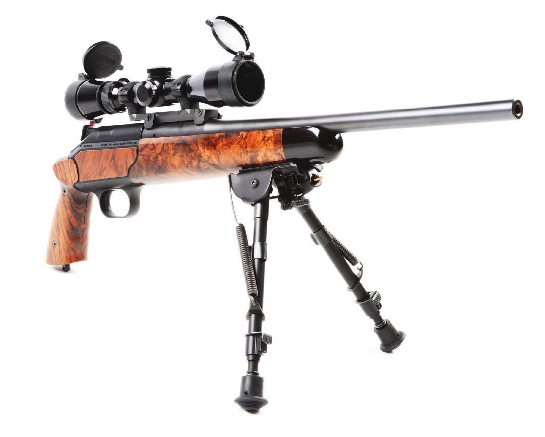 (M) Blaser Model R-93 HHS Bolt Action Pistol.