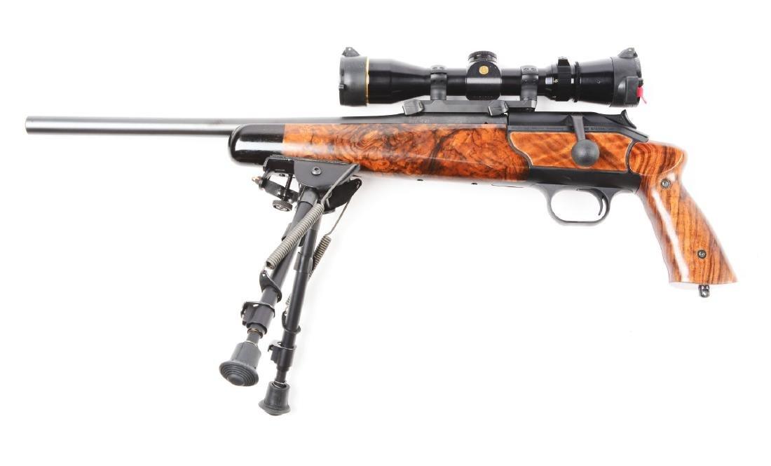 (M) Blaser Model R-93 HHS Bolt Action Pistol. - 3