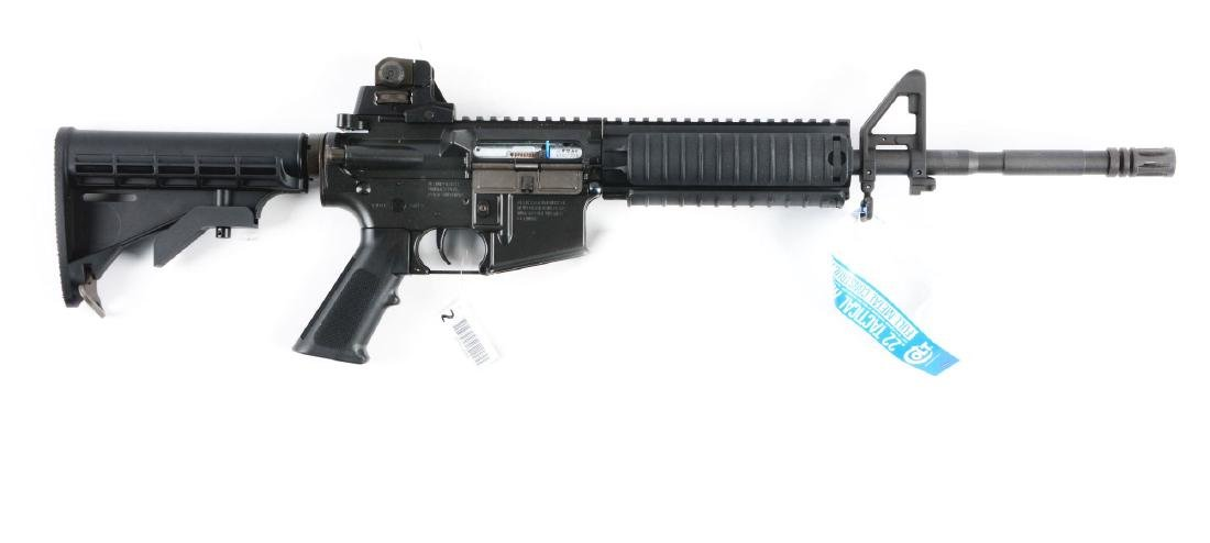 (M) MIB Colt Model M4 Semi-Automatic Carbine.