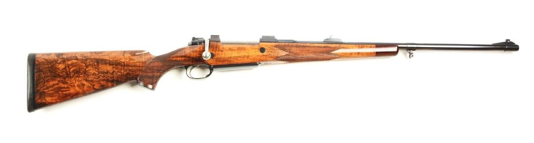 (M) Factory Mauser .416 Rigby Bolt Action Rifle.
