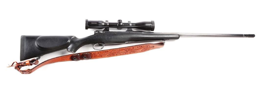 (M) Custom Remington Model 700 Bolt Action Rifle (Left