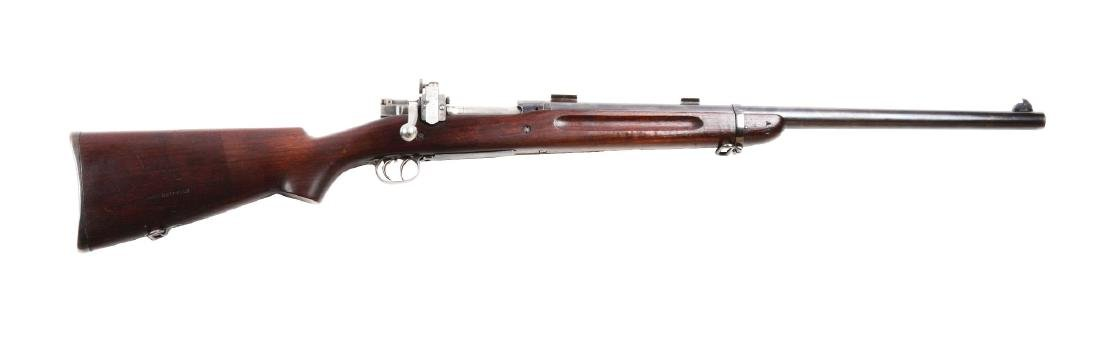 (C) U.S. Springfield Model 1922 .30 Heavy Barrel