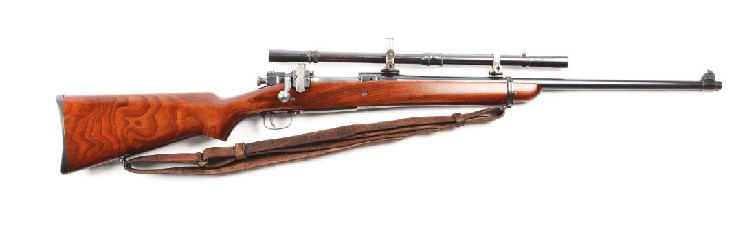 (C) U.S. Springfield Model 1903 NRA Sporting Rifle.
